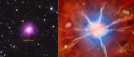 フェニックス銀河団