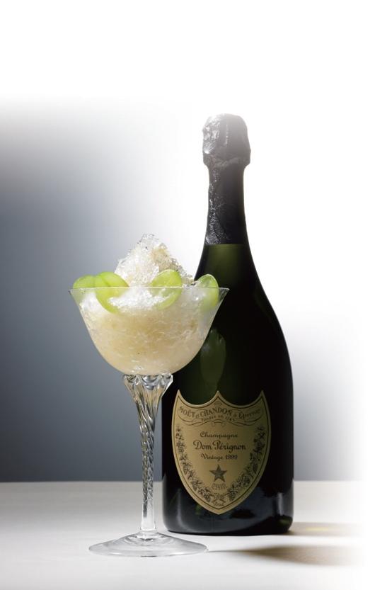 シャンパンかき氷