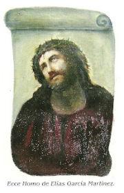 元のキリストの絵