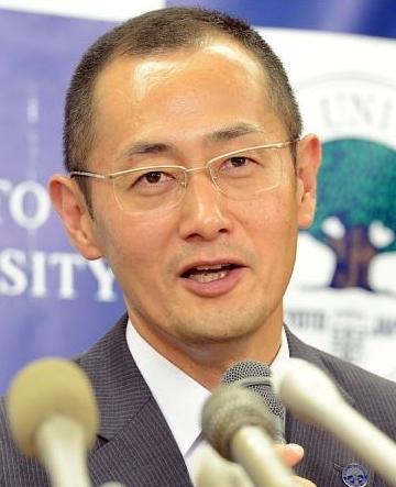 山中教授ノーベル賞受賞