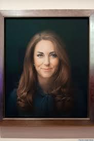 キャサリン妃肖像画