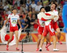北京男子400