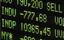 NY市場777ドル下げ