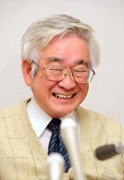 ノーベル賞益川