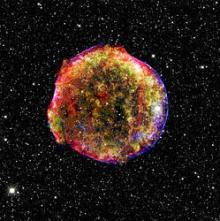 自分なりの判断のご紹介-超新星光のこだま