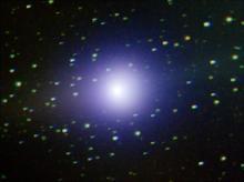 自分なりの判断のご紹介-ルーリン彗星