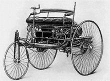 自分なりの判断のご紹介-初ガソリン自動車
