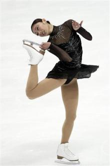 自分なりの判断のご紹介-安藤美姫ロシア杯