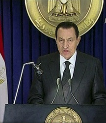 自分なりの判断のご紹介-ムバラク大統領