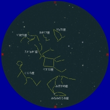 自分なりの判断のご紹介-秋の星座