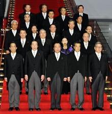 自分なりの判断のご紹介-野田改造内閣