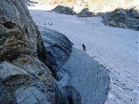 自分なりの判断のご紹介-立山氷河