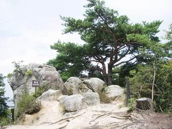 国見岩・獅子岩18