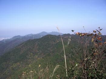 皿倉山。権現山。北19
