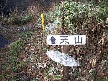 渡瀬橋登山口3