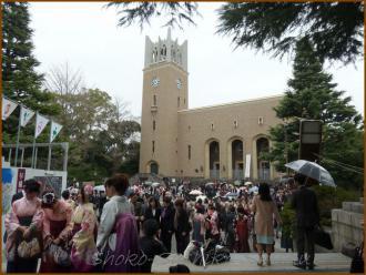 20130325 大隈講堂 W卒業式