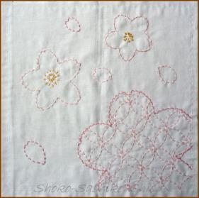 20130326 2 桜布巾2