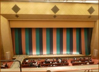 20141124 明治座 3階 歌舞伎