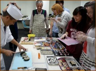 20141129 カット 1 飾り寿司