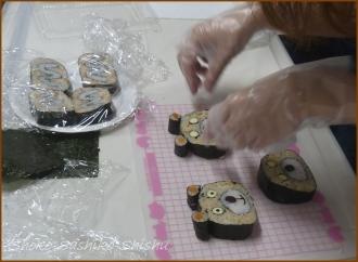 20141129 学生 7 飾り寿司