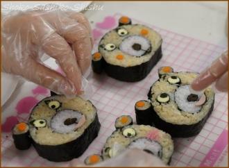 20141129 出来上がり 3 飾り寿司