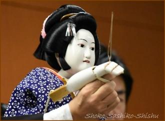 20141214 女形 3 文楽人形