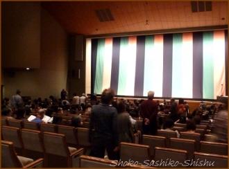 20141215 観客 2 文楽鑑賞教室