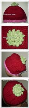 トマト帽子