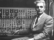 Robert Moog in 1970_Photograph Hilton ArchiveGetty ImagesJack Robinson