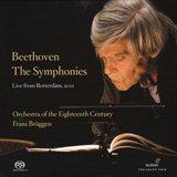 ブリュッヘン 18世紀オーケストラ ベートーヴェン交響曲全集(Glossa )