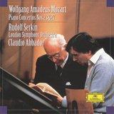 モーツァルト ピアノ協奏曲第23,27番(D.G.)ゼルキン盤