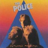 """ザ・ポリス The Police_「ゼニヤッタ・モンダッタ Zenyatta Mondatta 」  """"スケルツォ倶楽部"""""""