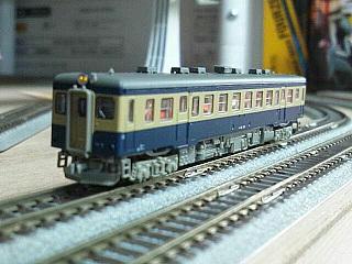 キハ52国鉄旧標準色
