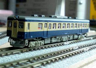 キハ52旧国鉄標準色(冷房仕様)