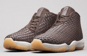 AIR JORDAN FUTURE PREMIUM 'DARK CHOCOLATE'