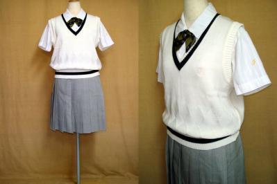 大阪国際大和田高等学校の中古制服
