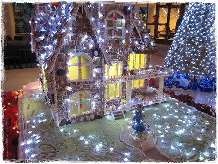プーケットムーベンピックロビー,モーベンピックロビー,タイクリスマス,プーケットクリスマス