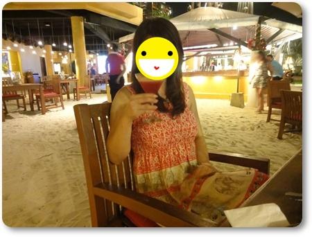 プーケットモーベンピックのバー,カロンビーチおすすめレストラン,カロンビーチディナー