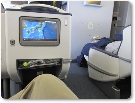 ANA767-300ER座席配置,ANA767-300ERシート