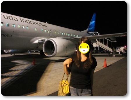 GA216スカルノハッタからジョグジャカルタ,ガルーダインドネシア国内線乗り継ぎ,ガルーダインドネシア国内線乗り換え,ガルーダ ANA 同じターミナル