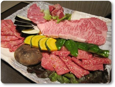 飛騨牛焼肉,飛騨牛味蔵,高山旅行夕食,高山観光焼肉