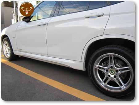 BMW X! 225/50/17 スタッドレス,ランフラットスタッドレス