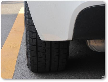 X1 ランフラットタイヤスタッドレス,X1 Mスポのスタッドレスサイズ
