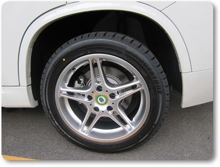 E84 Mスポーツ スタッドレス,BMW X1 スタッドレス