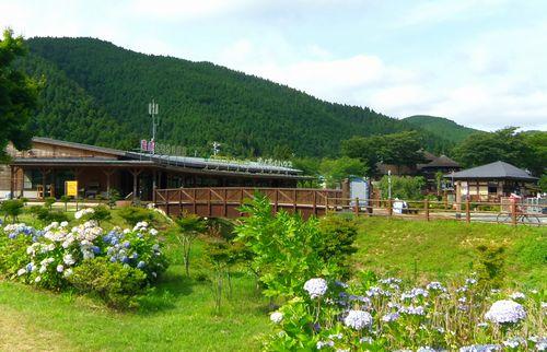 道の駅津山1