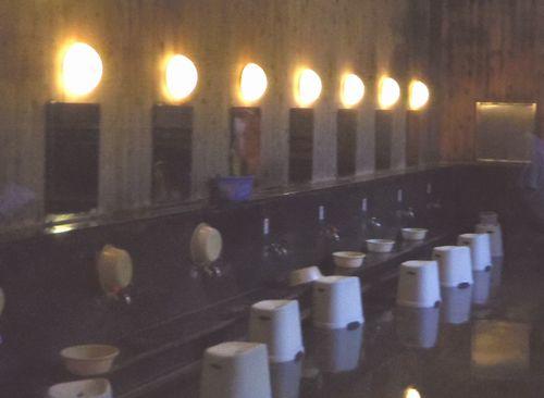 遠刈田温泉神の湯11洗い場