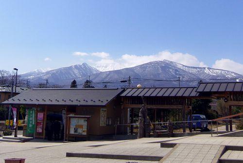 遠刈田温泉神の湯14蔵王連峰