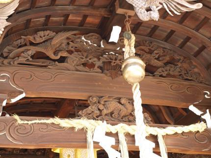 瀧尾神社本殿