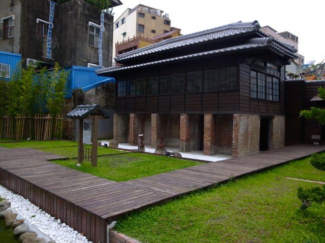台南の日本家屋 1