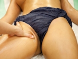 巨乳女性 エステ 15
